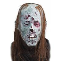 Decay Adult Costume Latex Mask - Multi