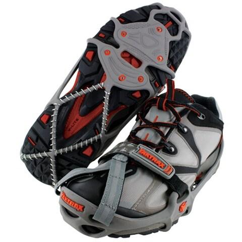 Yaktrax Run Winter Traction Cleats - Gray