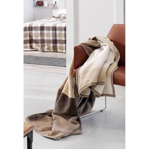 Ibena Oversized Blanket Throw