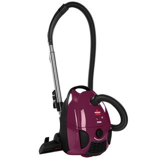 Bissell 1668 Zing Bagged Canister Vacuum