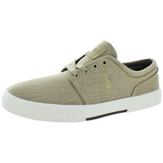 Polo Ralph Lauren Faxon Low Men's Shoes Sneakers Slip On Canvas|https://ak1.ostkcdn.com/images/products/is/images/direct/51ec575d51d9b81fa7dccac23dede14832a3a69b/Polo-Ralph-Lauren-Faxon-Low-Men%27s-Shoes-Sneakers-Slip-On-Canvas.jpg?impolicy=medium