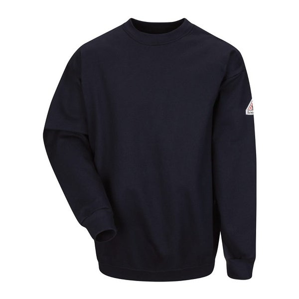 Bulwark - Pullover Crewneck Sweatshirt - Cotton/Spandex Blend - Long Sizes. Opens flyout.