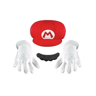 Child Super Mario Bros. Mario Accessory Kit
