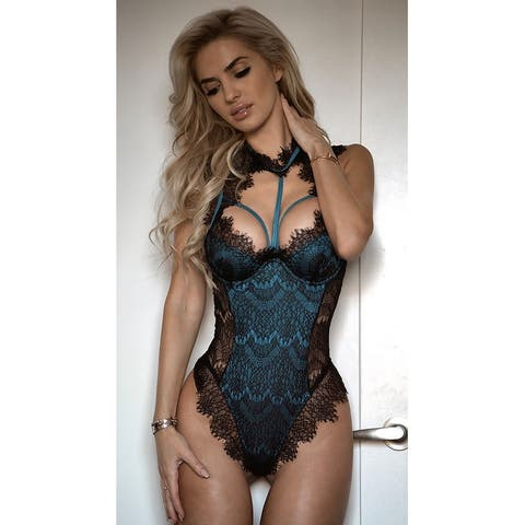48c81f5a05a66 Buy Risque Lingerie Dreamgirl Lingerie Online at Overstock | Our ...