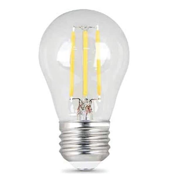 Feit Electric BPA1560N/827/LED/ A15 Incandescent Light Bulb, 2700K
