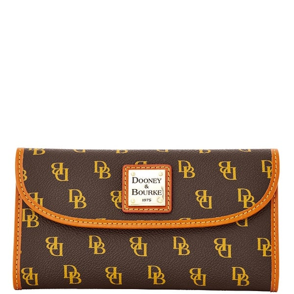Dooney & Bourke Gretta Continental Clutch (Introduced by Dooney & Bourke at $118 in Sep 2013)
