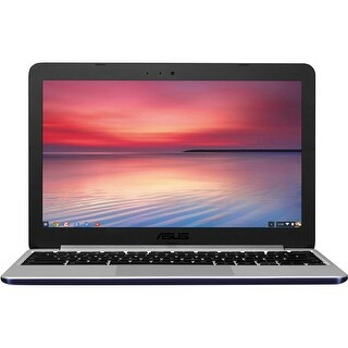 Asus 11 point 6 Inch Chromebook Asus Chromebook C201PA-DS02 11.6 Chromebook - Rockchip Cortex A17 RK3288-C Quad-core (4