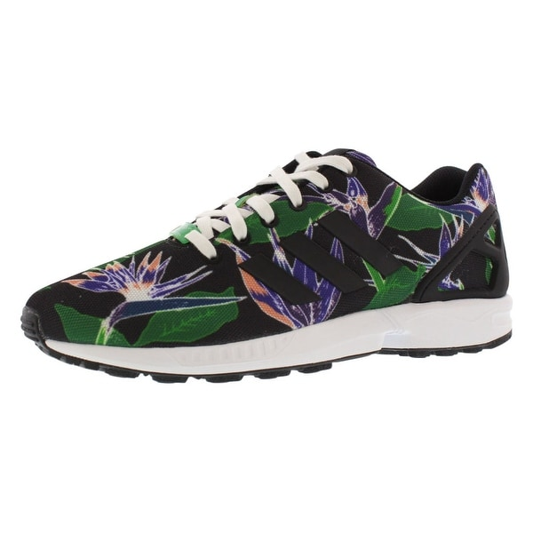 70bf86ae90926 Shop Adidas Zx Flux Floral Print Men s Shoes - Free Shipping Today ...