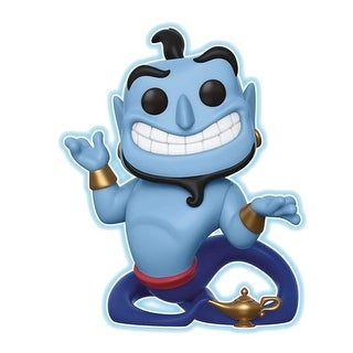 "FunKo POP! Disney Aladdin Genie GITD 3.75"" Specialty Series Vinyl Figure - Multi"