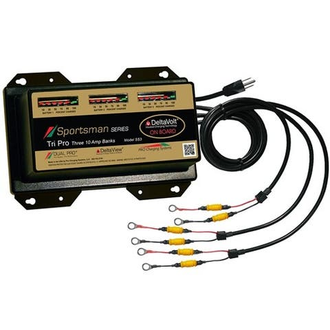 Dual Pro Sportsman Series Battery Charger - 30A Battery Charger