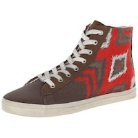 Kim & Zozi Women's Ikat Fashion Sneaker - 6