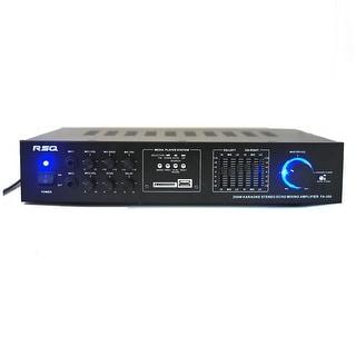 250W Echo Professional Karaoke Amplifier w/Bluetooth/USB/SD