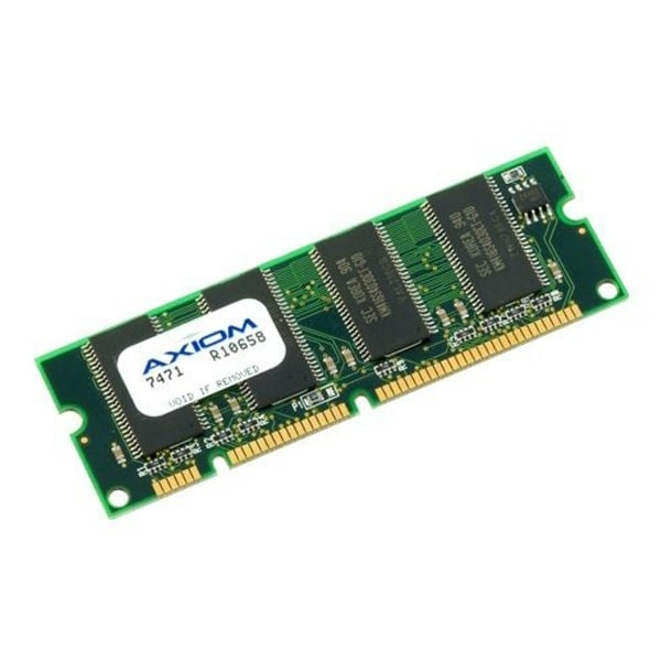 Axion A0740434-AX Axiom 2GB DDR2 SDRAM Memory Module - 2GB - 667MHz DDR2-667/PC2-5300 - DDR2 SDRAM - 200-pin SoDIMM