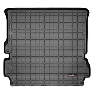 WeatherTech 40288 Series Black Digital Fit Cargo Liner: Land Rover LR3 / Discovery 3 2008-2009