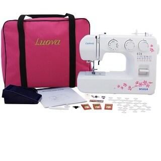 Luova SC1618 Sewing Machine with Bonus Bundle