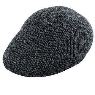 Winter Vintage Style Newsboy Ivy Cap Driving Ear Neck Warm Flat Beret Hat Gray