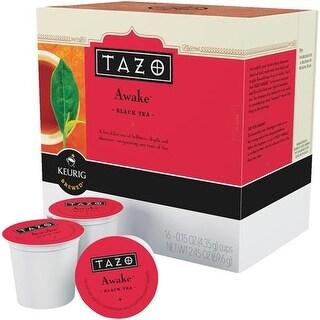 Keurig 16Ct Tzo Awake Tea K-Cup 120938 Unit: EACH