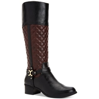Link to Charter Club Womens Helenn Closed Toe Knee High Fashion Boots Similar Items in Women's Shoes