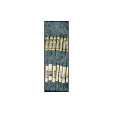 45274 sullivans emb floss 8 7yd med antique blue