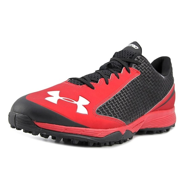 Under Armour Team Nitro Low TF Round Toe Synthetic Cleats