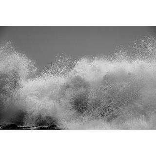 Ocean Waves Photograph Art Print