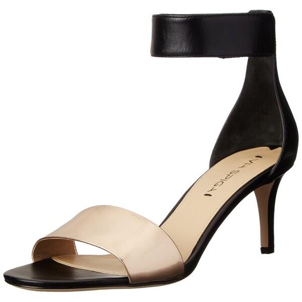 7d7ffb68917 Shop Via Spiga NEW Gold Women s Shoes Size 6.5M Lae Ankle Strap ...