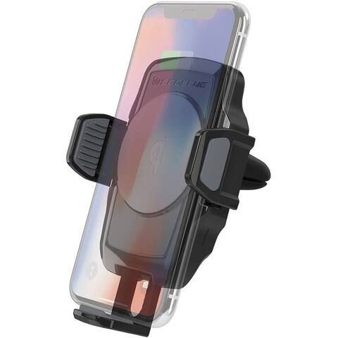 Scosche vq2m magicmount tm qi universal smartphone vent mount