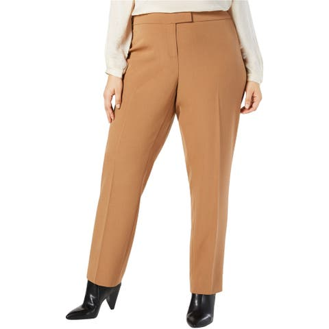 Anne Klein Womens Bowie Dress Pants