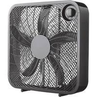 Impress IM-721 BX 20-Inch 3-Speed Box Fan Black
