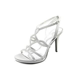 Nina Roxane Women Open Toe Canvas Sandals
