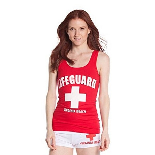 8ff91124965a Shop Official Lifeguard Girls Printed Tank Top - Free Shipping On Orders  Over  45 - Overstock - 22087731