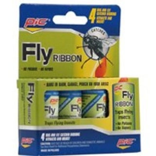 Pic FR3B Fly Catcher Ribbon, Safe Effective, No Chemical, 4