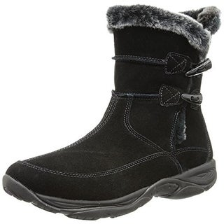 Easy Spirit Womens Explorana Ankle Boots Suede Winter