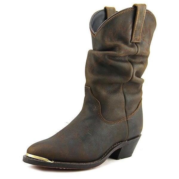Dingo Marlee   Round Toe Leather  Western Boot