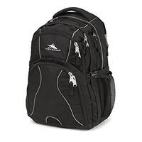 Claire Chase 608729126553 Sierra Backpack, Black