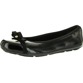 Michael Kors Girls Rover Lux Designer Dress Casual Flats Shoes