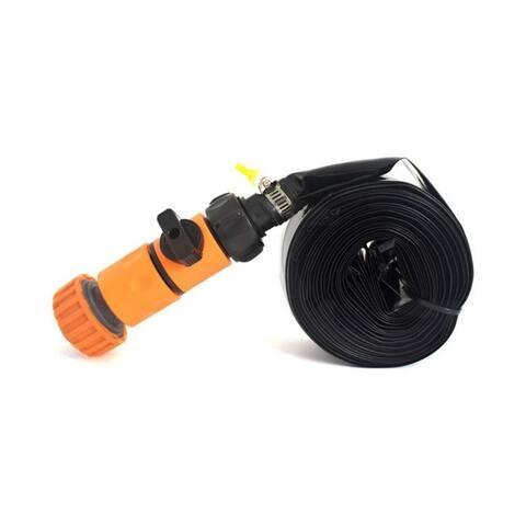 AOOLIVE 39Ft Trampoline accessories sprinkler,sprinkler toys
