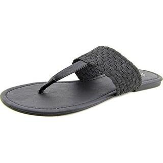 Sugar Jampa Women Open Toe Synthetic Thong Sandal