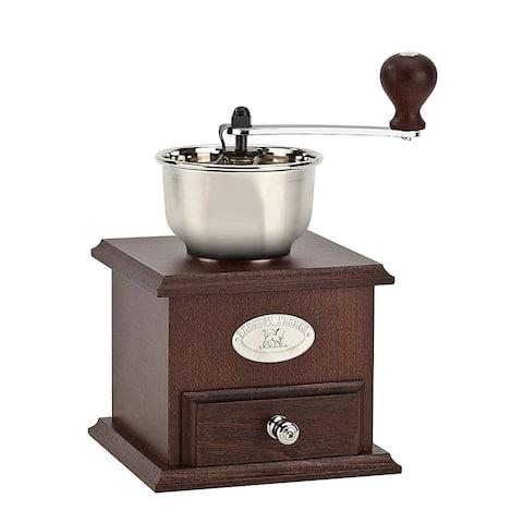 Peugeot 19401765 Bresil 8.75 Inch Coffee Mill, Walnut
