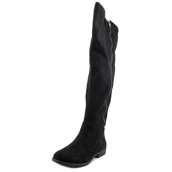Style & Co Hadleyy Women Black Boots