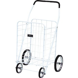 Narita Trading Jumbo Wht Shopping Cart