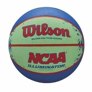 """Wilson NCAA Illuminator Glow in The Dark Basketball (28.5"""")"""