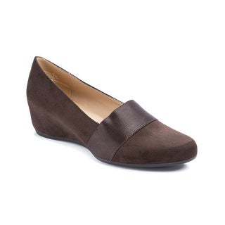 Andrew Geller Secretary Women's FLATS Dark Brown