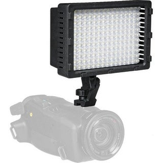 Polaroid 176 High Powered Variable Dimmable LED Light Includes Carrying Case