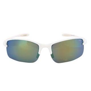 Fila Sport FAC1043 109 Rectangular Wrap Sunglasses