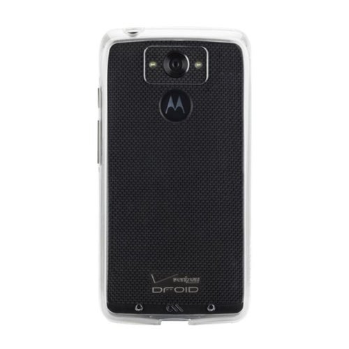 Case-Mate Naked Tough Case for Motorola Droid Turbo (1st gen) - Clear/Clear
