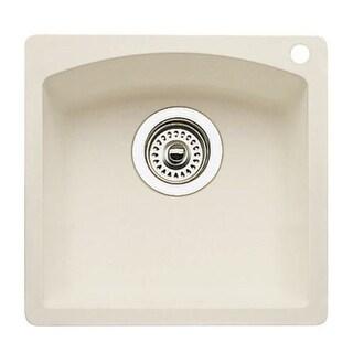 "Blanco 440206 Diamond Single Basin Silgranit II Bar Sink 15"" x 15"""