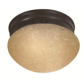 Nuvo Lighting 60/2642 1 Light Flush Mount Indoor Ceiling Fixture - 7.5 Inches Wide