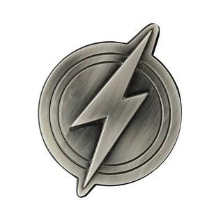 Justice League, The Flash Logo BOTTLE OPENER FRIDGE MAGNET BEER COKE SODA, Diamod Select Toys