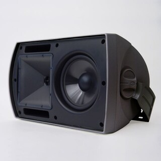 Klipsch AW-650 -BLK Black Outdoor Speakers - Pair